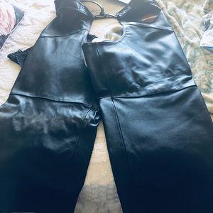 Harley Davidson Chaps (never worn)